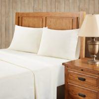 Premier Comfort Softspun All Seasons Twin Sheet Set in Ivory