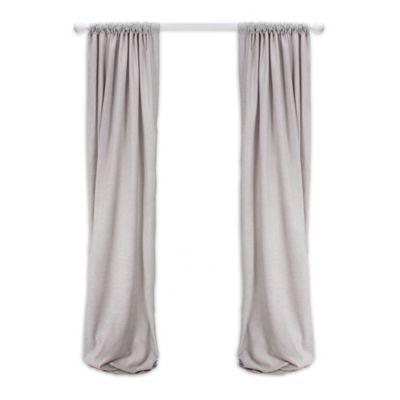 Glenna Jean Lil Sailboat 90 Inch Window Curtain Panels In Grey Set Of 2