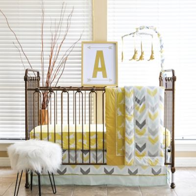 Buy Gold Crib Bedding from Bed Bath Beyond