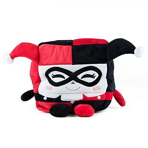 DC Comics Kawaii Cubes Large Plush Harley Quinn Toy  DC Comics Kawaii Cubes  Large Plush. Harley Quinn Bedroom Set