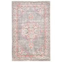 Buy Feizy Boudreau 5 Foot X 8 Foot Area Rug In Pink From