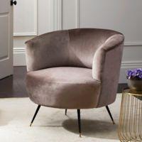 Safavieh Arlette Accent Chair in Hazel