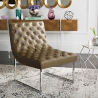 Safavieh Hadley Side Chair in Antique Taupe