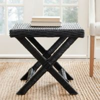 Safavieh MaNr Bench in Black