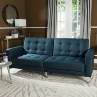 Safavieh Soho Futon in Navy