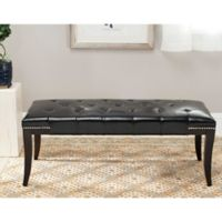 Safavieh Gibbons Bench in Black