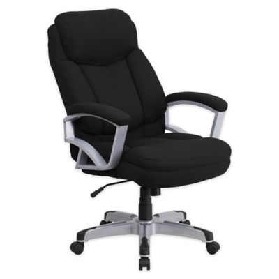 Charmant Flash Furniture Big U0026 Tall Executive Office Chair In Black