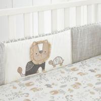 Levtex Baby Kenya 4-Piece Crib Bumper Set in Grey