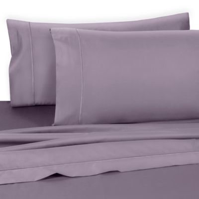 Nice Wamsutta® Dream Zone® 725 Thread Count Twin Fitted Sheet In Lavender