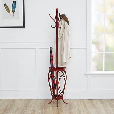 ampersand charleston standing coat rack bed bath beyond. Black Bedroom Furniture Sets. Home Design Ideas