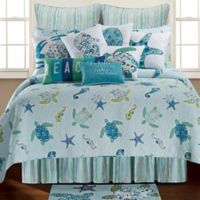Imperial Coast Twin Quilt
