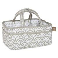 Trend Lab® Art Deco Storage Caddy in Grey/White