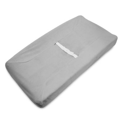 Changing Pad Covers American Baby Company Heavenly Soft Chenille Contoured Cover In