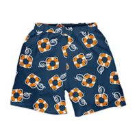 i play.® Size 12M Lifesaver Trunks with Built-in Reusable Absorbent Swim Diaper in Navy