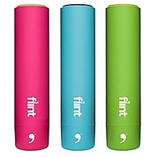 flint lint roller device