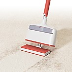 OXO Good Grips® Furlifter Carpet Rake in White/Red