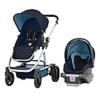 gb EvoQ Travel System in Midnight