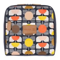 Maclaren® Orla Kiely Universal Insulated Pannier in Blue/Orange
