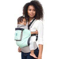 lillebaby® Original Essentials Baby Carrier in Mint/Boardwalk