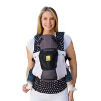 Líllébaby® Complete Airflow Baby Carrier in Black with White Dots