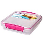 Sistema® Sandwich Box in Pink