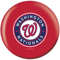 MLB Washington Nationals 8 lb. Bowling Ball