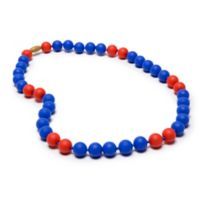 Chewbeads Spirit Necklace in Blue/Red