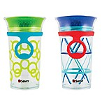 Sassy® 2-Pack 9 oz. Tritan Cups™ in Blue/Green