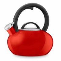 Cuisinart® Sweet Retreat 2 qt. Tea Kettle in Red