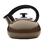Anolon® Allume 2 qt. Tea Kettle in Umber