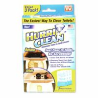 Hurriclean™ 3-Pack Automatic Toilet Cleaner