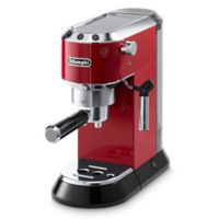 DeLonghi Dedica Pump Espresso Maker in Red
