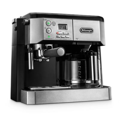 delonghi combi espresso u0026 drip coffee machine - Delonghi Espresso Machine