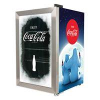 Nostalgia™ Electrics Coca-Cola® 80 Can Beverage Cooler in Blue