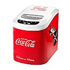 Nostalgia™ Electrics Coca-Cola® 26 lb. Automatic Ice Cube Maker in Red