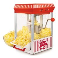 Nostalgia™ Electrics Vintage Collection™ 2.5 oz. Kettle Popcorn Popper in Red