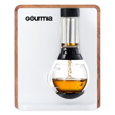 Gourmia Tea-Square Loose Leaf Electric Tea Brewer - Bed Bath & Beyond