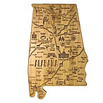 Totally Bamboo® Alabama Destination Cutting Board
