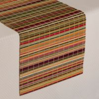 "Bamboo 90"" Stripe Table Runner"