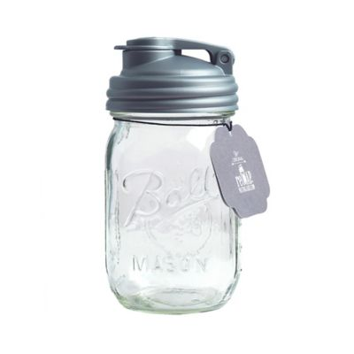 mason jar with lid