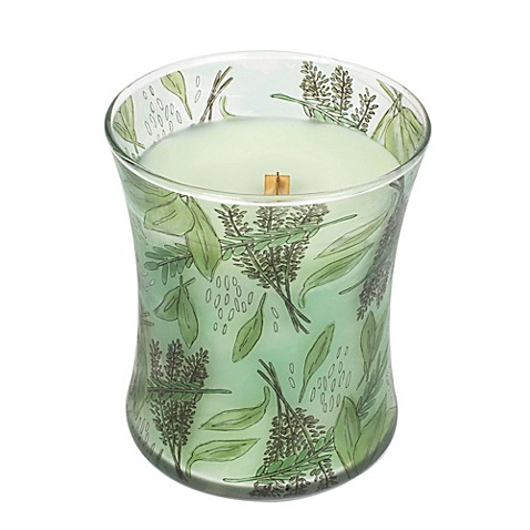 Woodwick 8 5 Oz Greenhouse Hourglass Candle In