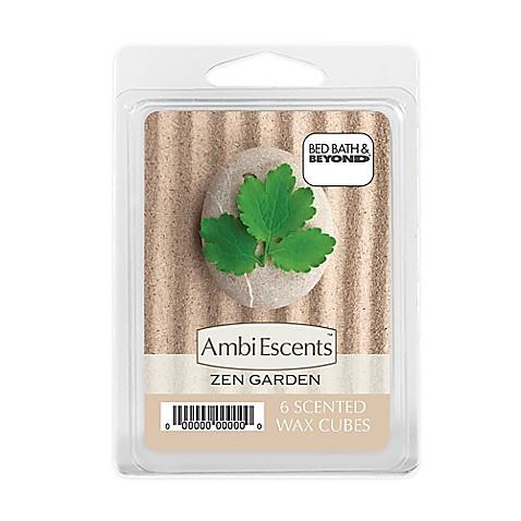 Zen Garden Fragrance Wax Cubes - Bed Bath & Beyond