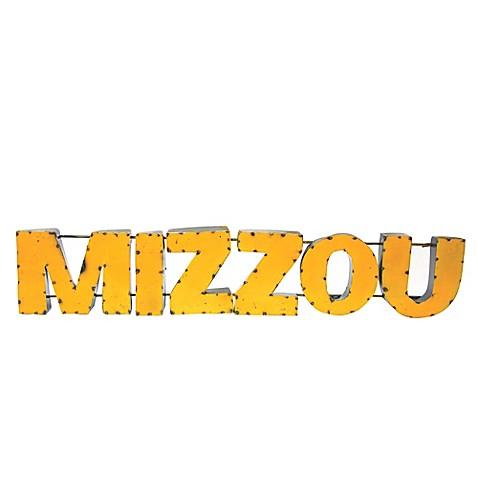 University of Missouri Tigers \