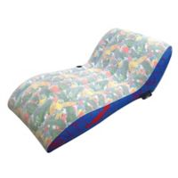 "Margaritaville ""Changes in Latitudes, Changes in Attitudes"" Single Lounger in Blue"