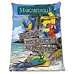 "Margaritaville NeoSoft™ ""No Shirt, No Shoes, No Problem"" Oversized Single Pool Float"