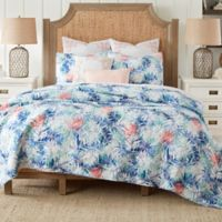 Coastal Living Coastal Palm Twin Reversible Mini Quilt Set