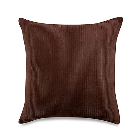 Wesley Decorative Pillows - Brown (Set of 2)