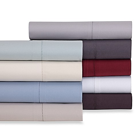 Wamsutta 174 525 Thread Count Pimacott 174 Fitted Sheet Bed