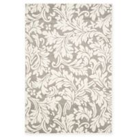 Safavieh Amherst 6-Foot x 9-Foot Hannah Indoor/Outdoor Area Rug in Dark Grey/Beige