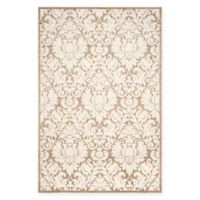 Safavieh Amherst 5-Foot x 8-Foot Hannah Area Rug in Wheat/Beige